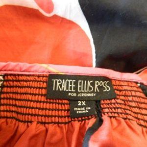 Tracee Ellis Ross Dresses - Tracee Ellis Ross 4 JCP 2X Peaceful Gown Kaftan